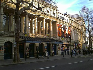 Garrick Theatre artist photo