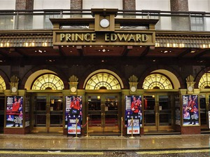 Prince Edward Theatre artist photo