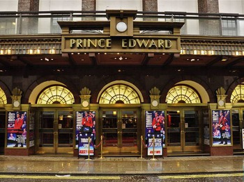Prince Edward Theatre venue photo