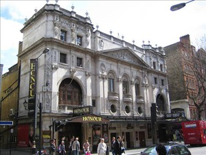Wyndham's Theatre artist photo