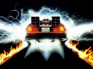 Film promo picture: Back To The Future Trilogy