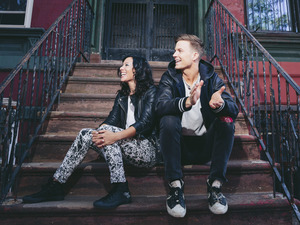 Matt And Kim artist photo