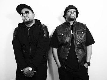 Slum Village With Exclusive J Dilla Exhibit: Slum Village + DJ Fingerfood picture
