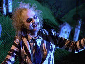 Film promo picture: Beetlejuice