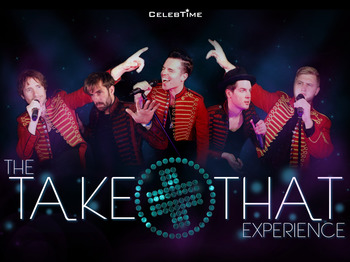 Take That Tribute & Meal: The Take That Experience picture