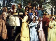 Seven Brides for Seven Brothers artist photo