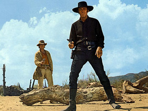 Film promo picture: Once Upon a Time in the West