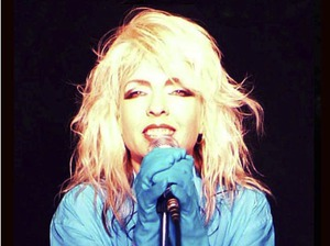 Bootleg Blondie artist photo