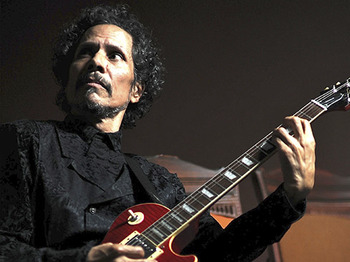 Shuggie Otis artist photo