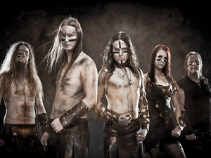 Ensiferum artist photo