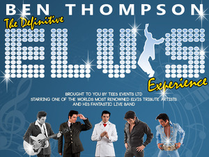The Definitive Elvis Experience Show artist photo