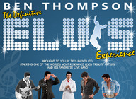 Ben Thompson - The Definitive Elvis Experience artist photo