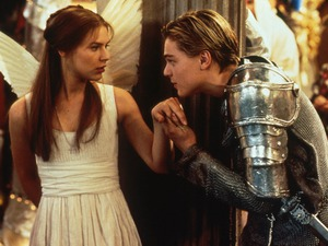 Film promo picture: Romeo + Juliet (1996)