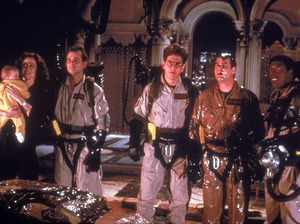 Film promo picture: Ghostbusters 2