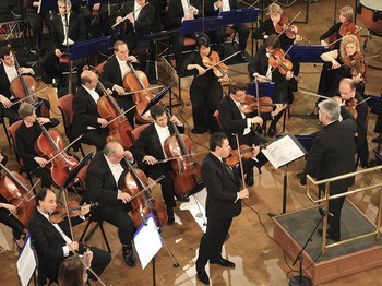 Symphonic Schubert: The Oxford Philomusica Orchestra picture
