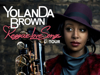 Go jazz: Yolanda Brown + Empirical picture