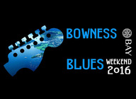 Bowness Bay Blues Weekend 2016 artist photo