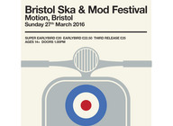 The Bristol Ska & Mod Festival 2016 artist photo
