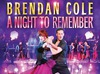 Brendan Cole announced 21 new tour dates