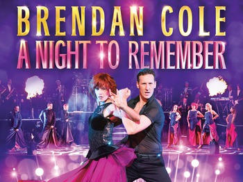 Licence To Thrill : Brendan Cole picture