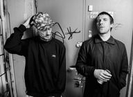 Sleaford Mods: Invisible Britain artist photo