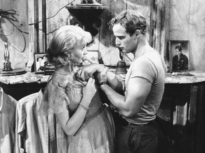 Film promo picture: A Streetcar Named Desire