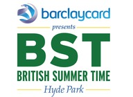 Barclaycard presents British Summer Time Hyde Park 2016 artist photo