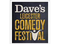 Dave's Leicester Comedy Festival 2016 artist photo