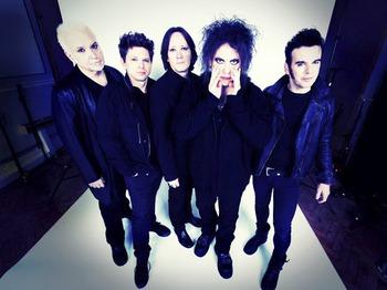 The cure tour dates