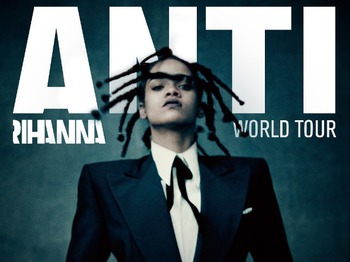 Diamonds World Tour: Rihanna + GTA picture