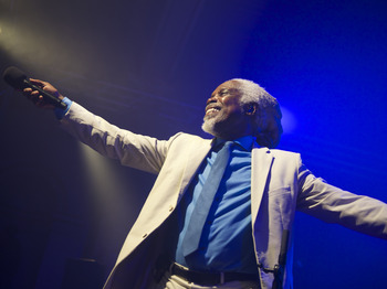 Up Close & Personal: Billy Ocean + Audley Anderson picture