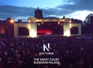 Nocturne at Blenheim Palace artist photo