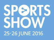 Sports Show 2016: Paula Radcliffe, David Haye, Beth Tweddle, Martin Johnson, Will Greenwood, Darcey Bussell, Graeme Swann artist photo