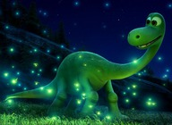 The Good Dinosaur artist photo
