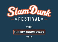 Slam Dunk Festival 2016 - North artist photo