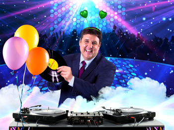 A Very Special Q&A In Aid Of SWR: Peter Kay picture
