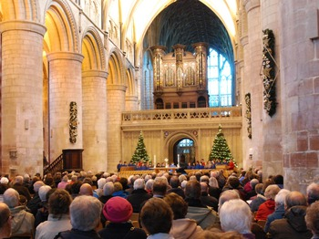 Gloucester Cathedral venue photo