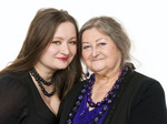 Norma Waterson and Eliza Carthy with The Gift Band artist photo