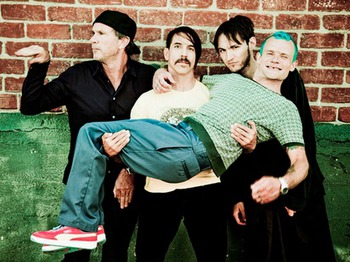 Red Hot Chili Peppers artist photo