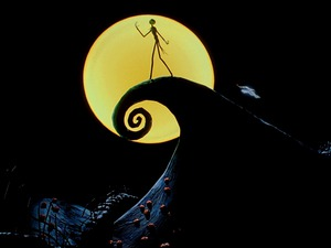 Film promo picture: The Nightmare Before Christmas