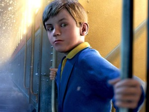 Film promo picture: The Polar Express