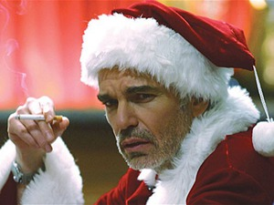 Film promo picture: Bad Santa