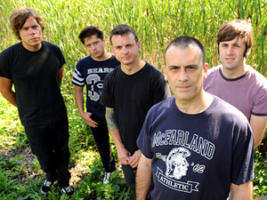 Screeching Weasel artist photo