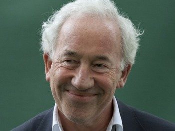 Simon Callow artist photo