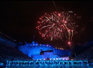 2016 Royal Edinburgh Military Tattoo artist photo