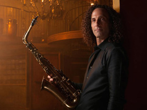 Kenny G artist photo