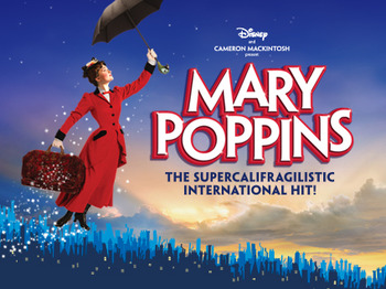 Mary Poppins Uk Tour