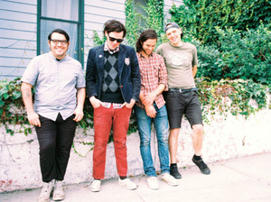 Beach Slang artist photo