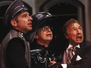 Film promo picture: Spaceballs