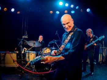 Wilko Johnson, Mollie Marriott picture
